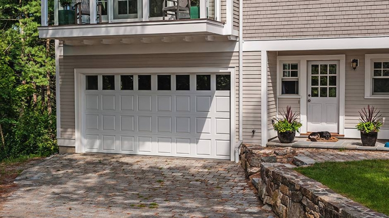 Garretts Garage Doors Residential Raised Panel