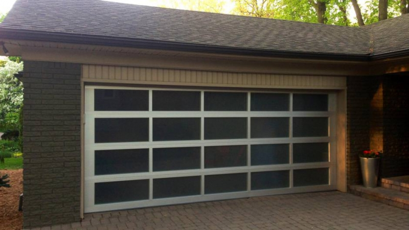 Garrett S Garage Doors Residential Recessed Panel