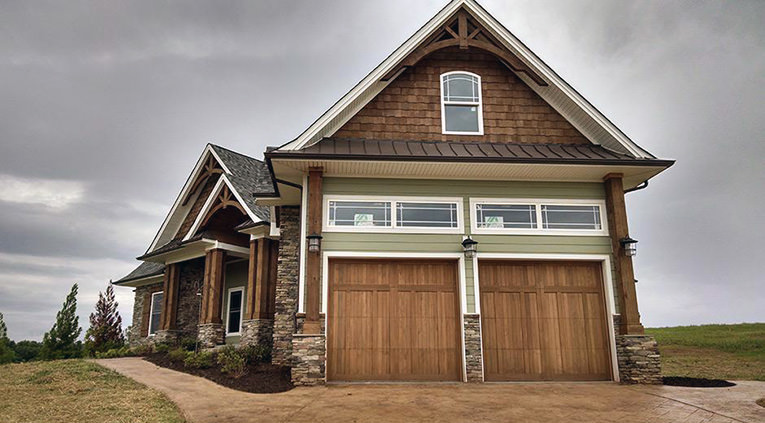 Warmth of Wood Doors & Garrett\u0027s Garage Doors | Wake Forest Youngsville \u0026 Raleigh NC
