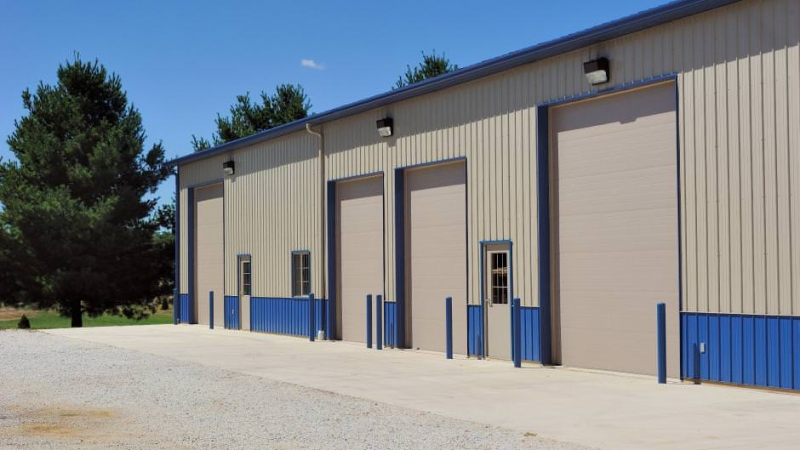 Garrett S Garage Doors Commercial Insulated Sandwich Doors