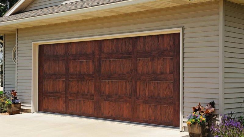 Garrett S Garage Doors Residential Accent