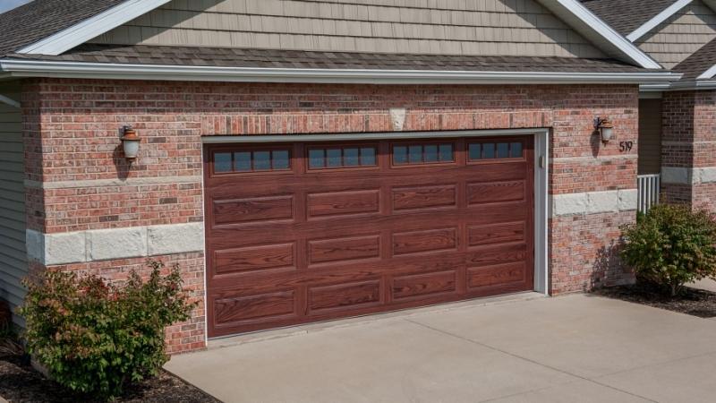 Garrett S Garage Doors Residential Accent