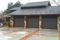 Garrett S Garage Doors Residential Flush Panel